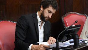 Leandro Blanco Senado
