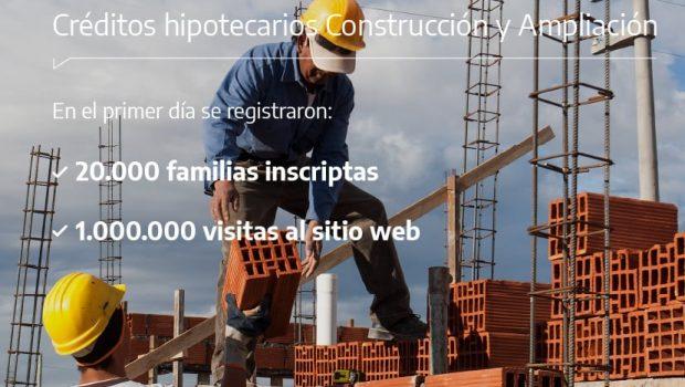 CONSTRUCCION Y AMPLIACION PROCREAR