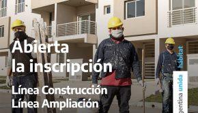 PROCREAR CONSTRUCCION Y AMPLIACION