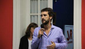 Senador provincial Leandro Blanco
